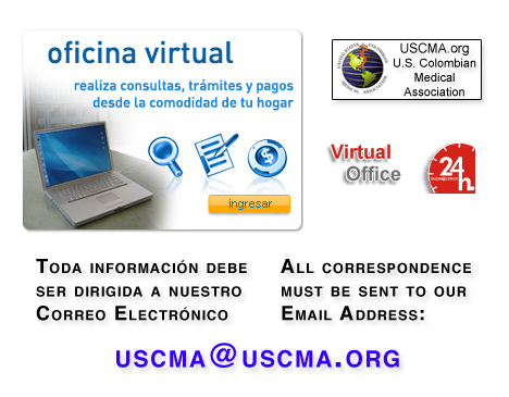 Asociacion de medicos colombianos en estados unidos u s for Xxx en la oficina